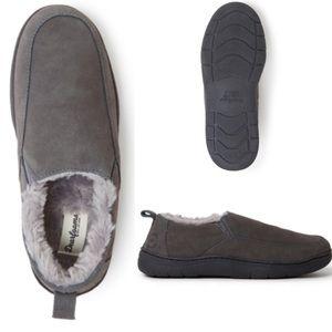 NEW Dearfoams Men's slipper